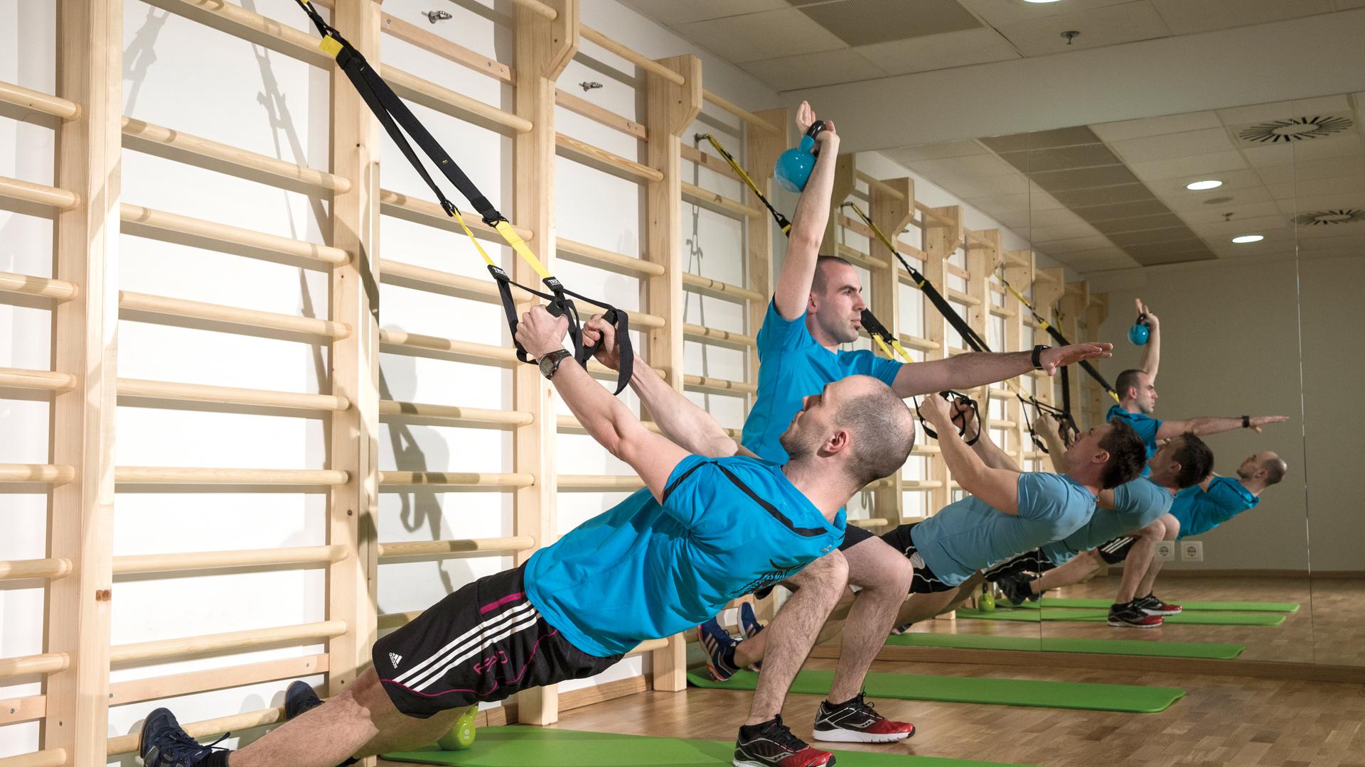 Fitnes klinika