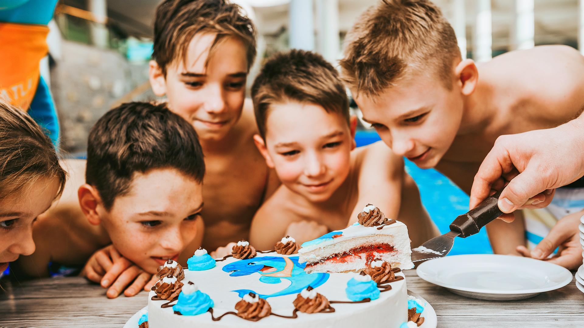 Samostojno praznovanje rojstnega dne