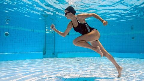 Individualni plavalni tečaj za odrasle
