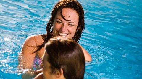 Nadstandardni plavalni tečaj za odrasle