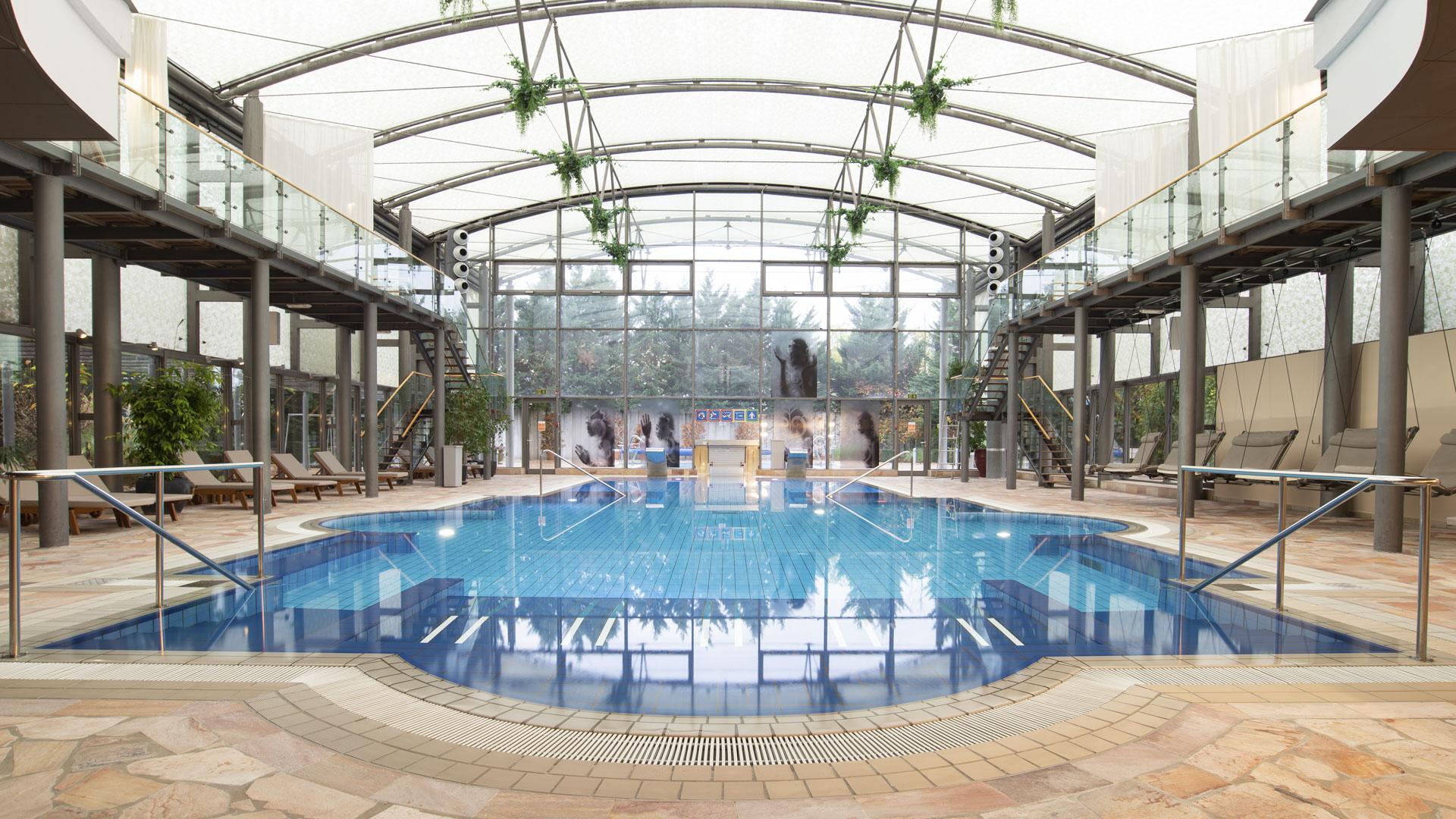 Notranji bazen (Termalni tempelj)