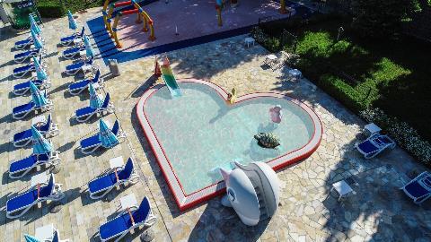 Zunanji otroški bazen